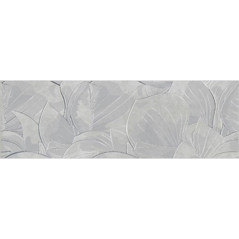 Декор Opoczno FLOWER CEMENTO LIGHT GREY INSERTO OD486-005